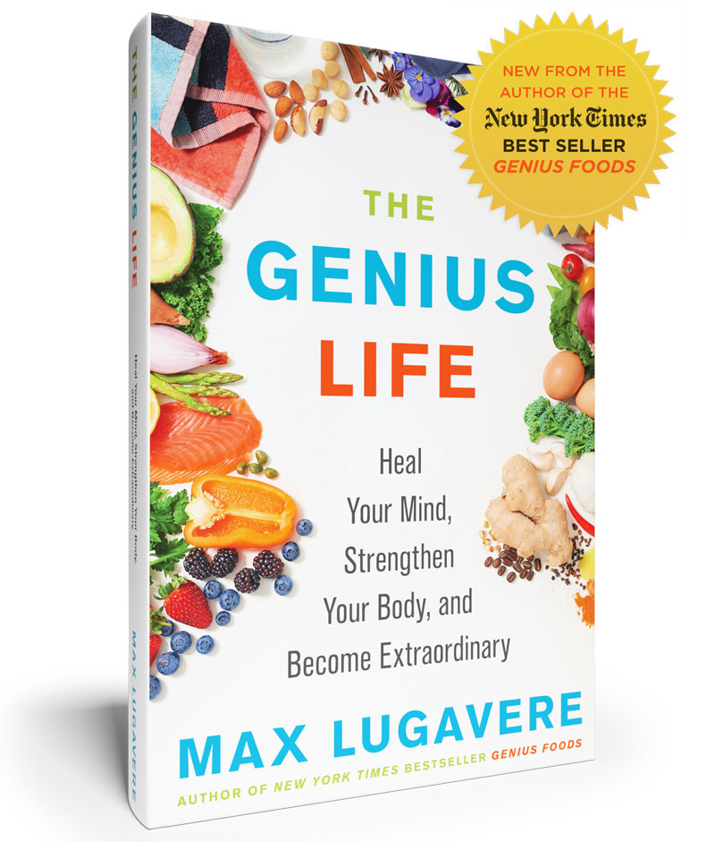 genius life book cover